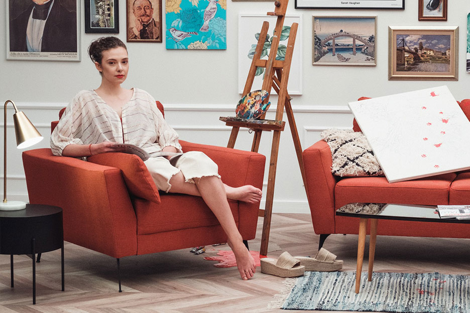 Fauteuil Marie Claire Home